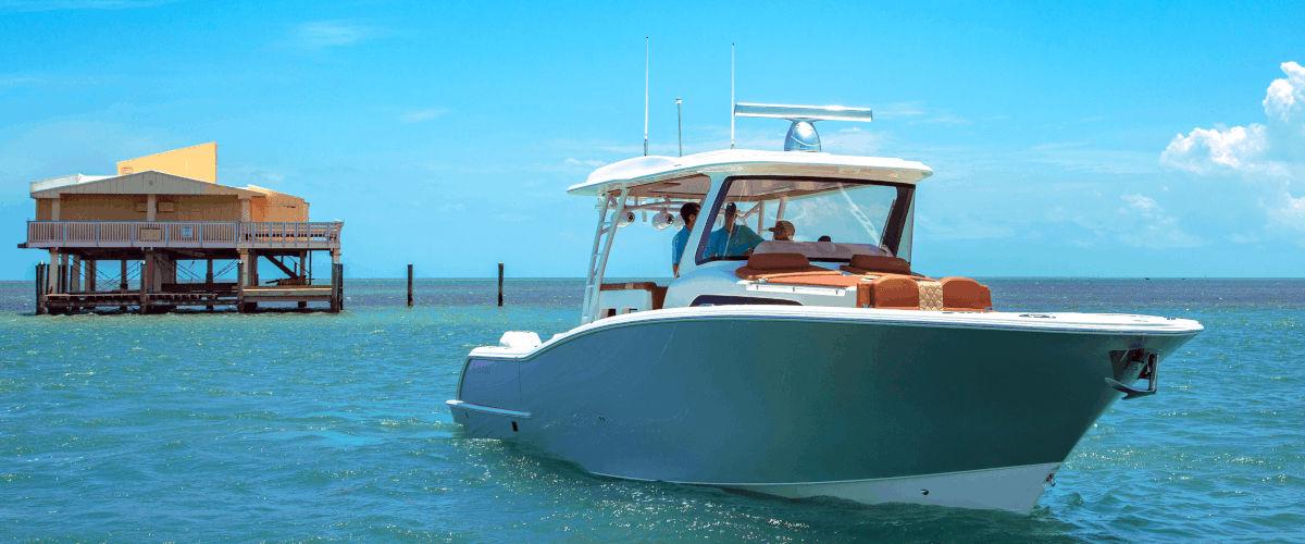 Belzona Boats Hero image